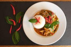 Boeuf au Curry Panang