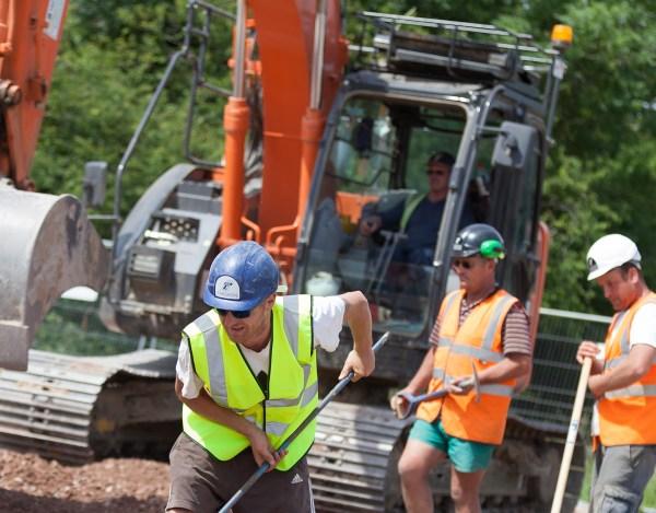 Groundwork Contractors Earthwork Civil Engineering Jobs