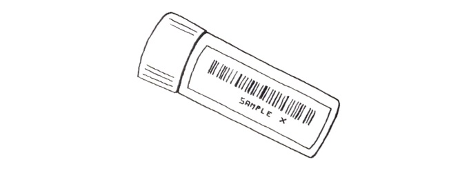 Using barcodes in sample and inventory management