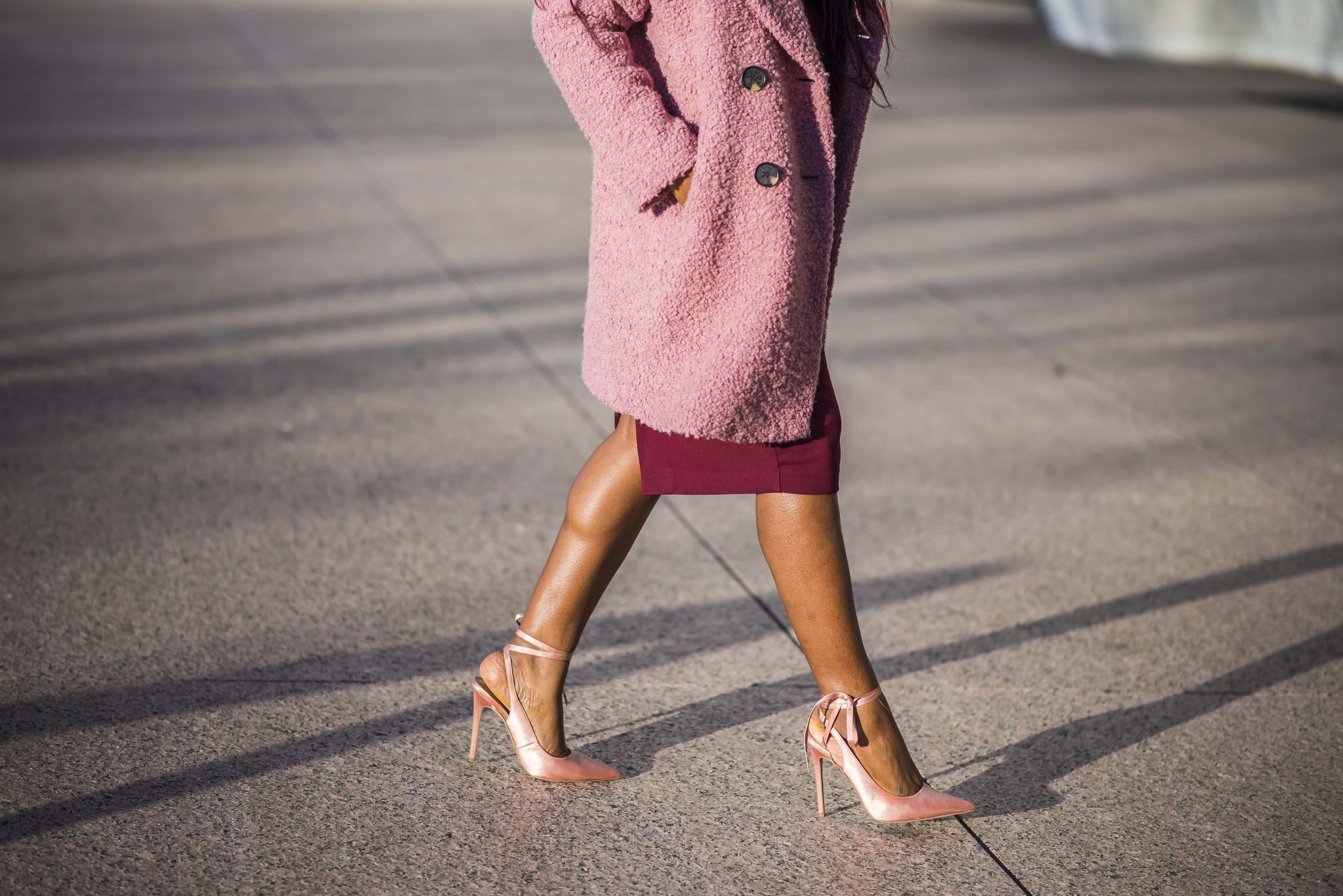 Asos pointed heel shoes