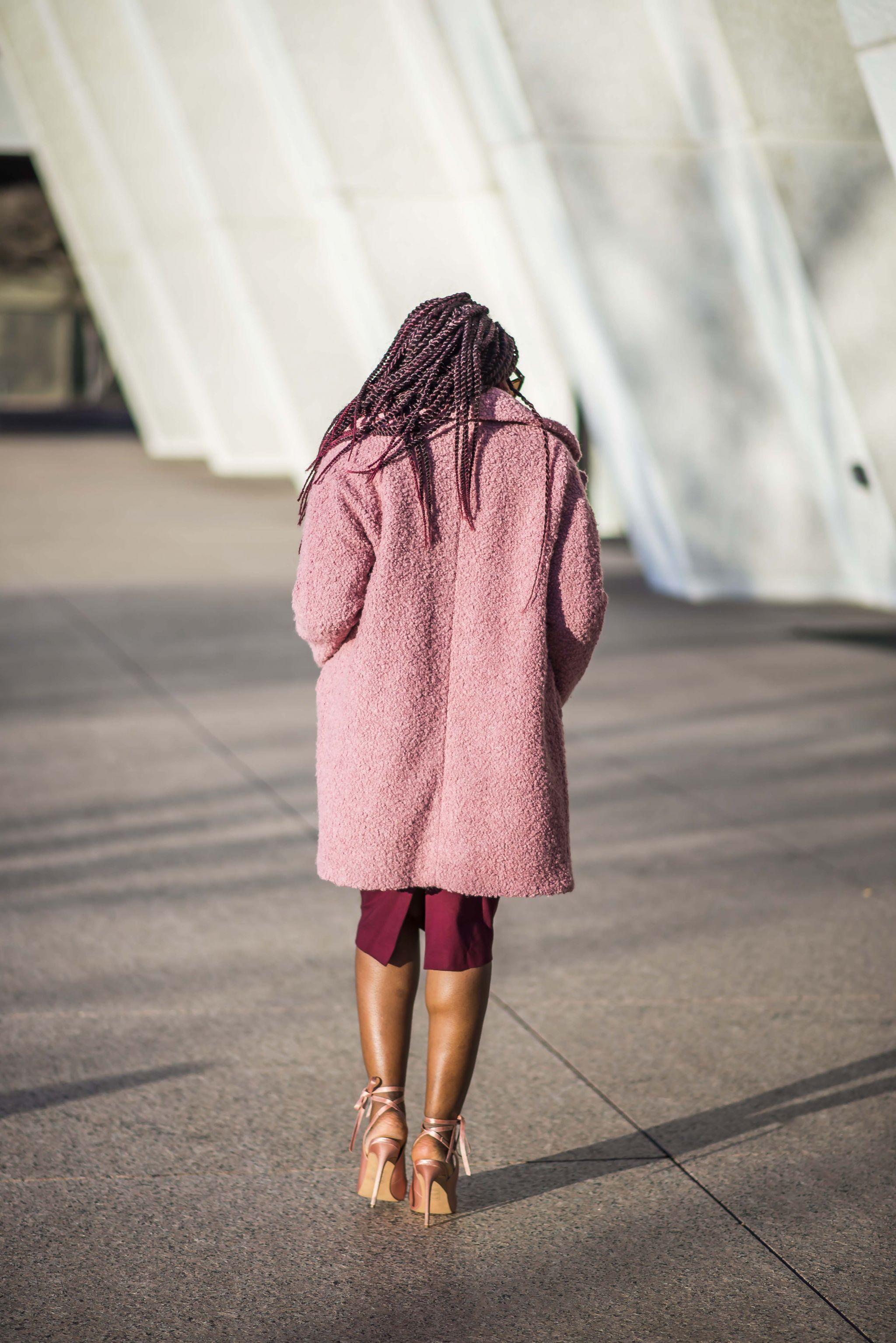 Topshop coat