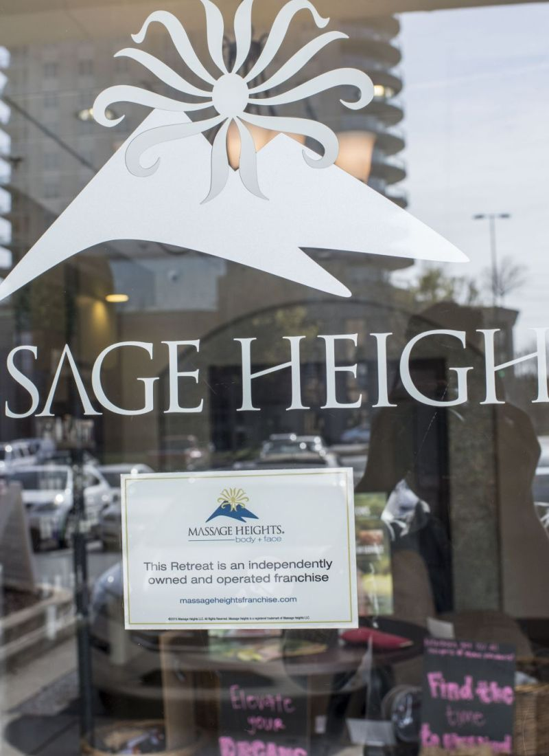 Beauty Review: Spa Day at Massage Heights, Buckhead