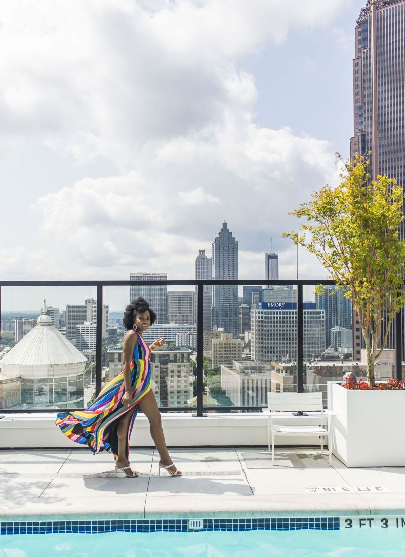 Stay Alfred: My staycation at Lilli Midtown, Atlanta