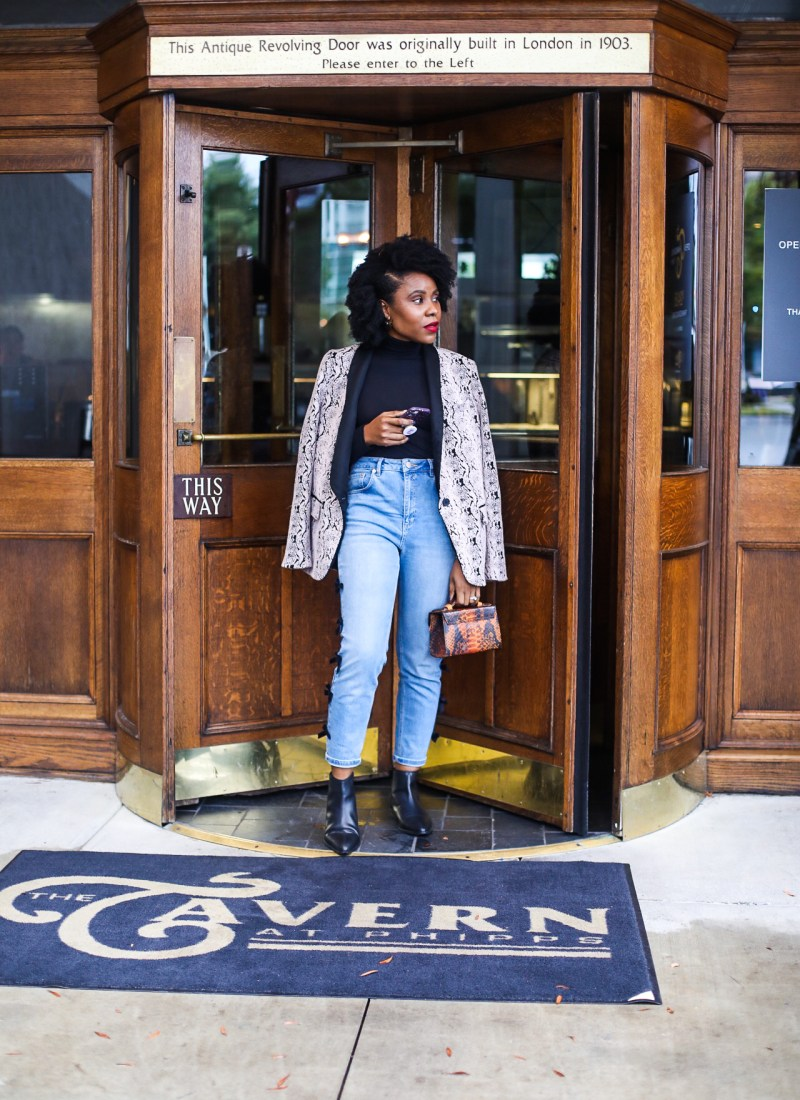 There is more to this whole Fashion blogging business