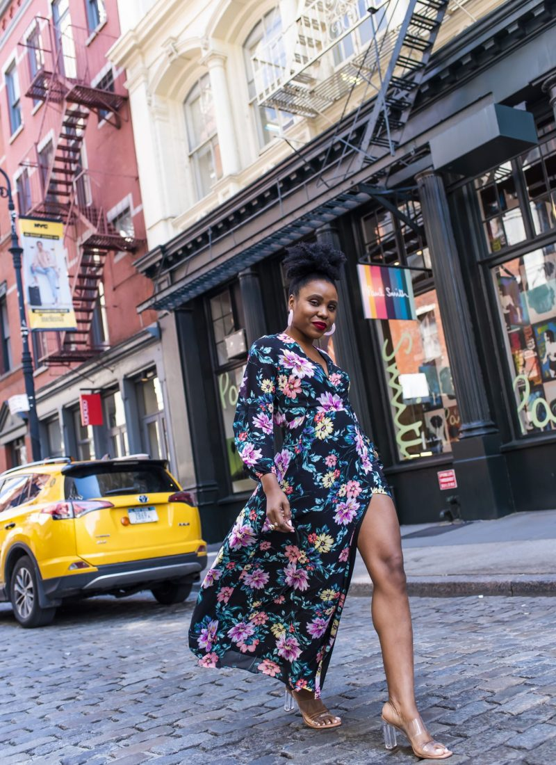 Spring Trend: The return of the Maxi Dress