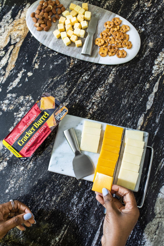 cracker barrel cracker cuts