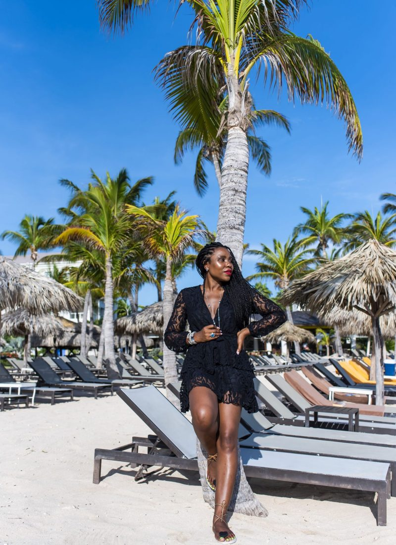 Accessories: How I travel with LAGOS Caviar Color Collection