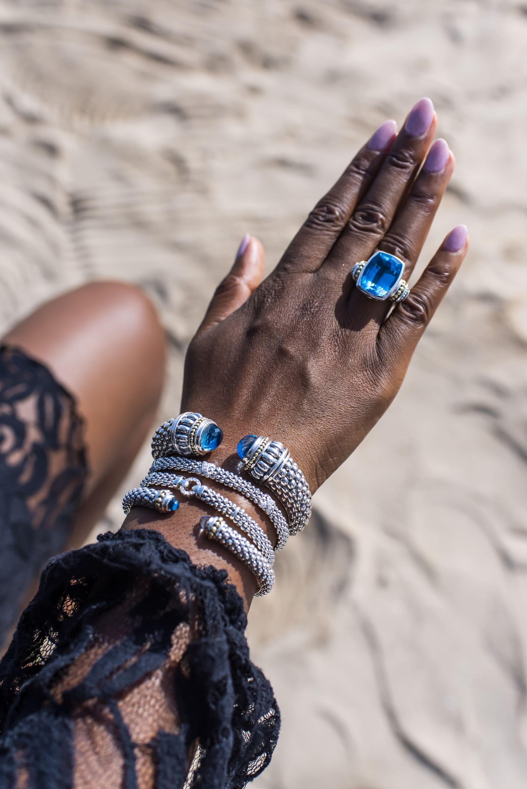 jewelry arm candy