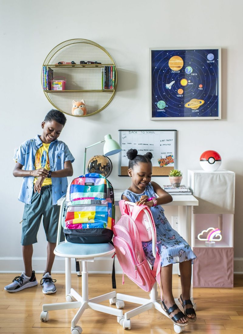Kids top pick for Back to school shopping at Walmart