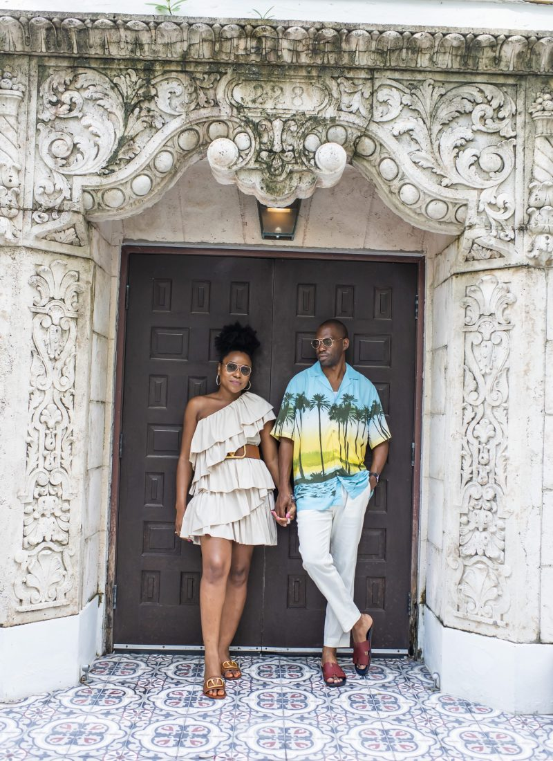 His & Hers Travel style: Miami Edition