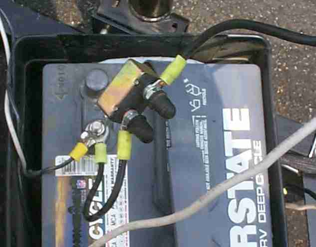 Coleman Camper Wiring Diagram Adding A Battery