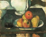 Still Life with Apples and a Glass of Wine