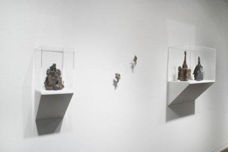 African power objects and Philadelphia Wireman
