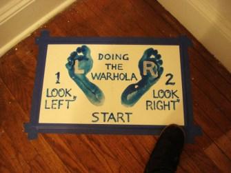 Doing the Warhola