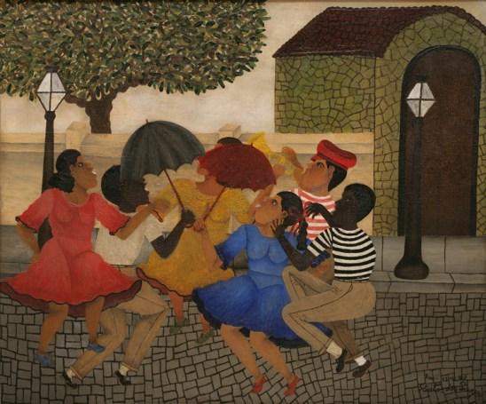 Heitor dos Prazeres Frevo da Casa Verde (Green House Frevo), 1958