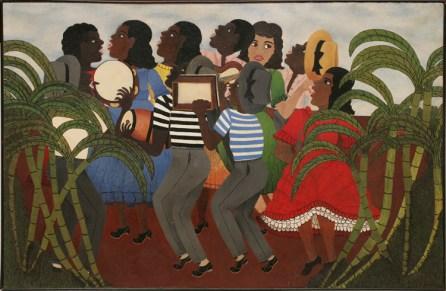 Heitor dos Prazeres Roda de Samba (Samba Circle), 1957
