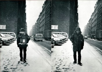 Tehching Hsieh One Year Performance 1981-82, (presented at Franklin Furnace February 16–March 12, 1983)
