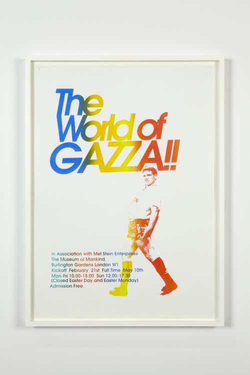The World of Gazza!!, 1995