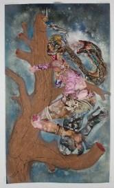 Wangechi Mutu, Tree Huggers, 2010