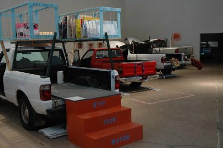 2012 Philadelphia Pickup Truck Expocourtesy of Tim Belknap