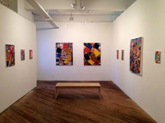 Dominic Terlizzi, Aver Vero installation view, Vox Populi.