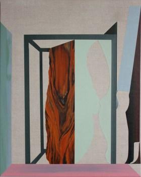 Rubens Ghenov Suigi Nioni Anto 2013 Acrylic on Linen 20 x 16 in