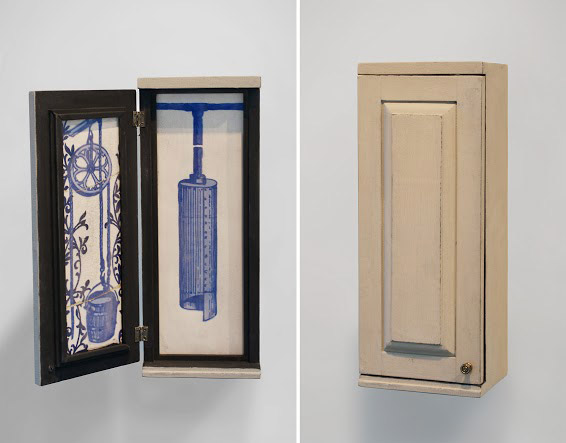 Auger Cabinet