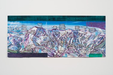 Jocko Weyland, Kirkwood (Green Top), 2013. Courtesy Kerry Schuss and Fleisher/Ollman Gallery.
