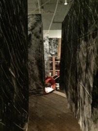 Abby King and Marie Manski, Ingrained, installation view.