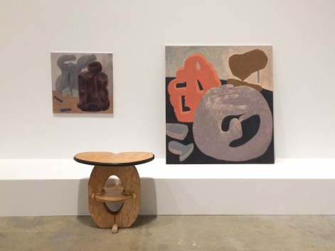 Ginny Casey & Jessi Reaves, Installation view