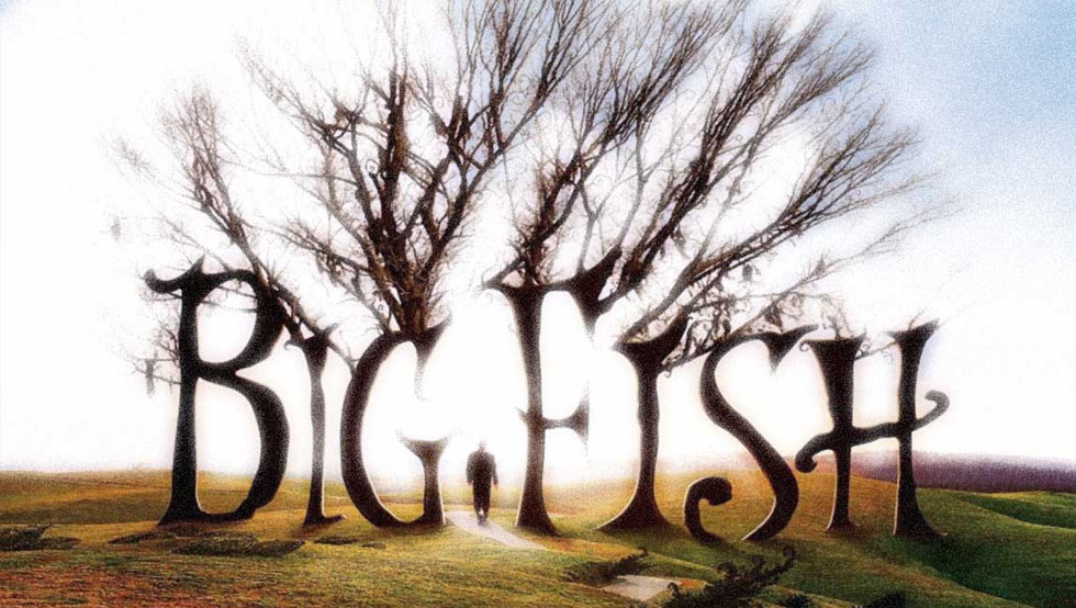 Big Fish Title Sequence