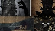 Lemony Snicket's A Series of Unfortunate Events Title Sequence