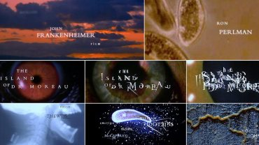 The Island of Dr Moreau Title Sequence