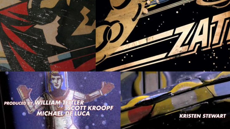 Zathura Title Sequence by Prologue Films