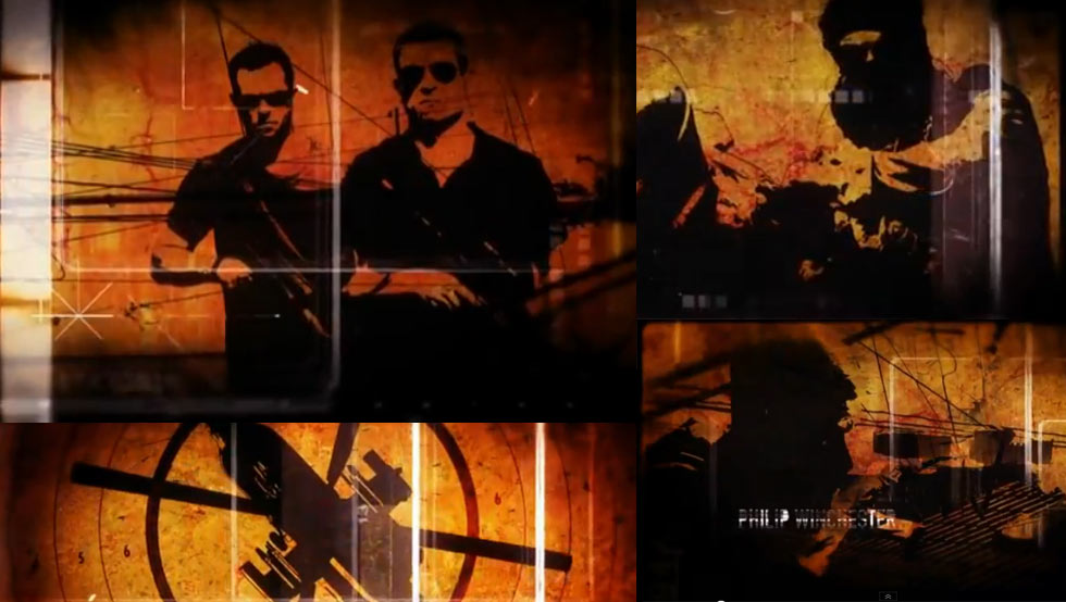 Strike Back: Project Dawn Title Sequence by Left Back Pictures