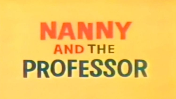 Nanny and the Professor Opening Sequence