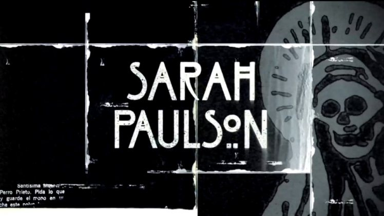 American Horror Story Title Sequence