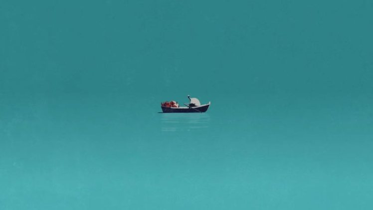Message In A Bottle Title Sequence by Blue Zoo