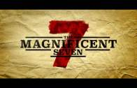 The Magnificent Seven Title Sequence by Shine