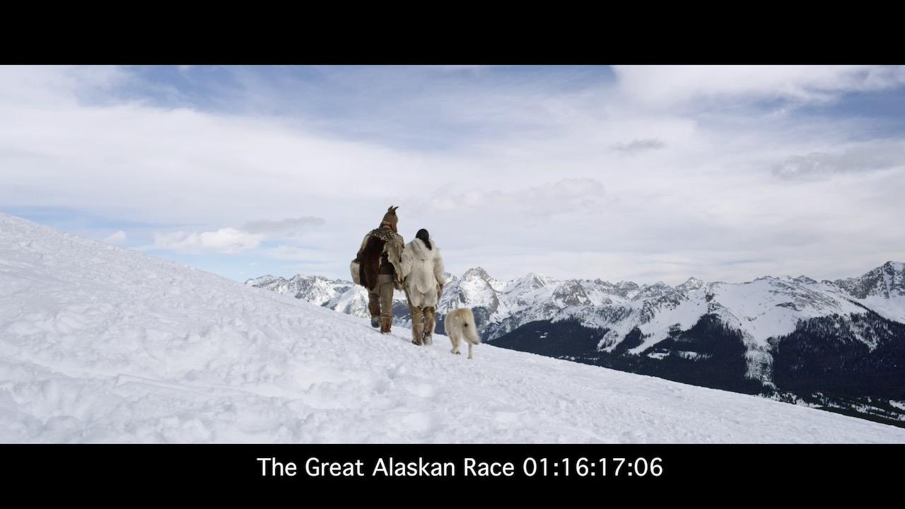Tonmischung für Synchronproduktion: Great Alaskan Race