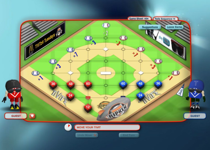 TiVitz College Savings Game-a-thon   Online Math Game to Build Strategy Skills   missfrugalfancypants.com