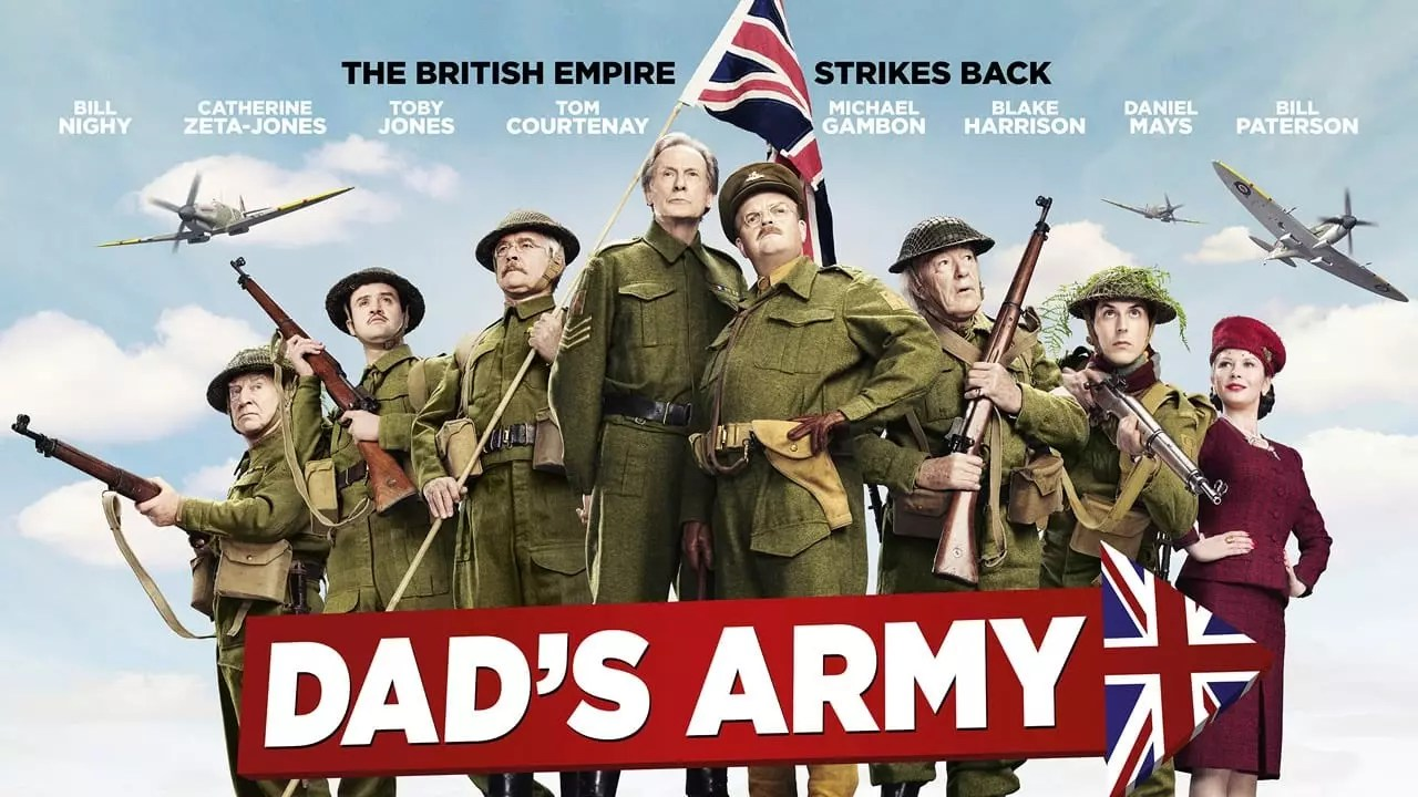 Image result for Dad's army