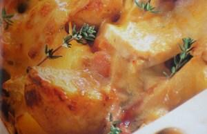Patate e formaggio
