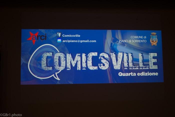 comicsville