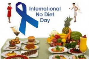 No Diet Day, 6 maggio a favore dei disturbi alimentari