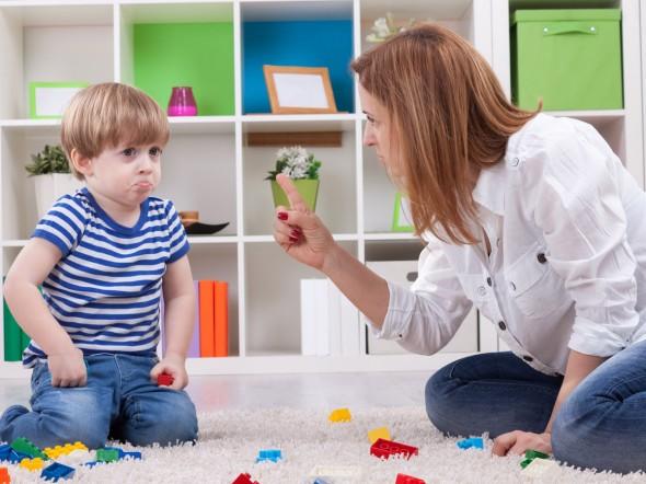 Bambini aggressivi? Punire si ma con coerenza e sensibilità