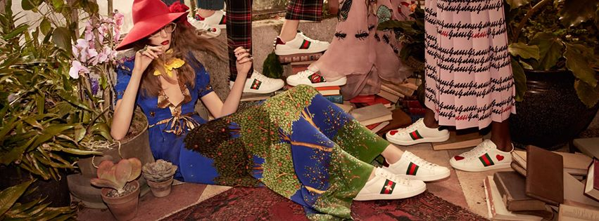 Gucci Cruise Collection 2017, Alessandro Michele trionfa a Westmister
