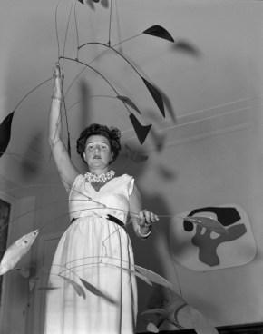 Peggy Guggenheim a genova