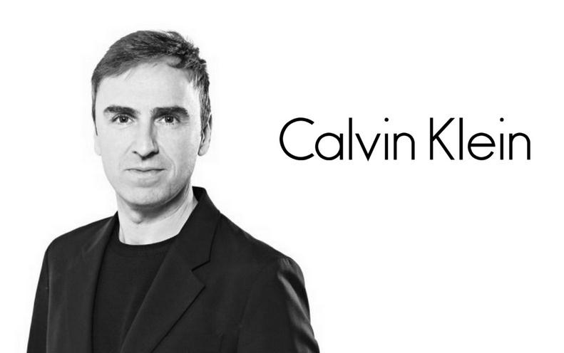 Calvin Klein nomina Raf Simons nuovo direttore creativo