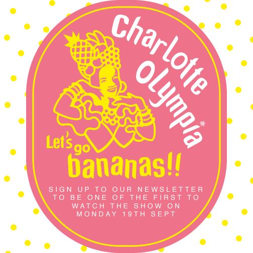 Charlotte Olympia,LFW2016